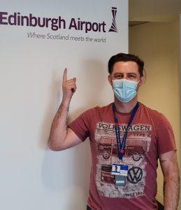 James Maliska, ATE Edinburgh