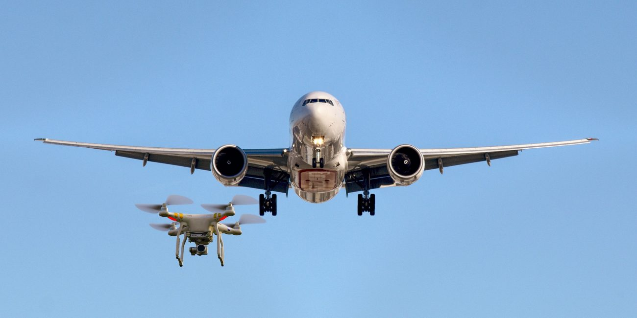 Drone and Airplane - Safe integration is key
