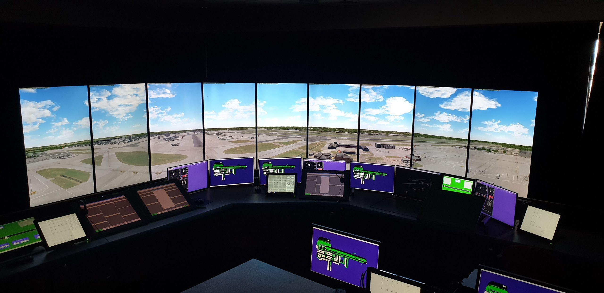 ANSL's state-of-the-art simulator